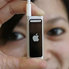 Konec za Applov iPod Shuffle?