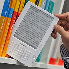 Največkrat nezakonito prenesene e-knjige leta 2009
