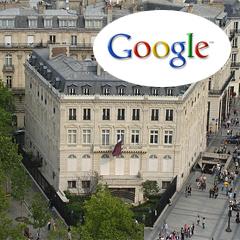 Francija 'kaznovala' Google s 300 tisoč evri
