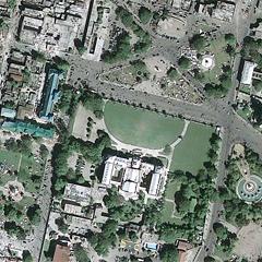Satelitske slike opustošenja na Haitiju