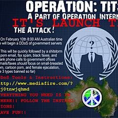 Avstralci imajo dovolj zatiranja, napovedali so e-napade na vlado