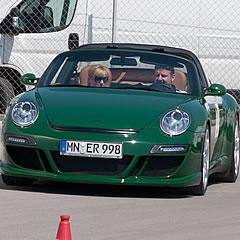 Siemens eRUF Roadster