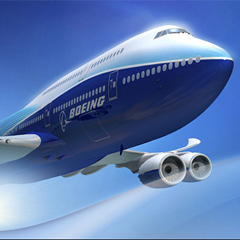 Kako v sili zavira Jumbo Jet?