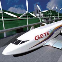 Japonci razvijajo leteči vlak