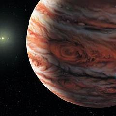 Nekateri planeti se vrtijo v nasprotno smer