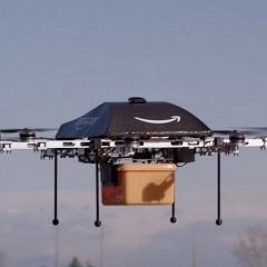 Amazon pridobil dovoljenje za testiranje svojih dronov