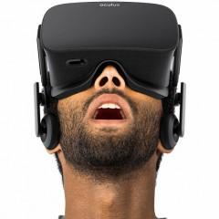 Virtualna resničnost z Oculus Riftom