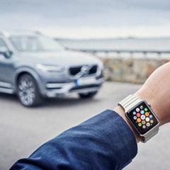 Svoj Volvo boste lahko upravljali s pametno uro