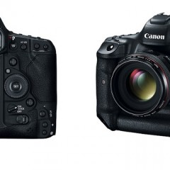 Canon bo konkurenco pokoril z modelom EOS-1D X Mark II