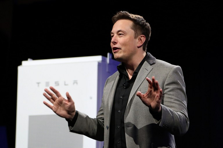 Elon Musk z vsemi svojimi podjetji ustvarja boljšo prihodnost za človeštvo. Vir: Kyiv Post