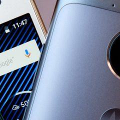 Sta Moto G5 in G5 Plus najboljša srednjecenovna pametna telefona tega leta?
