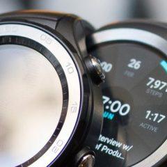 Huawei z Watch 2 zamenjal izgled za funkcionalnost