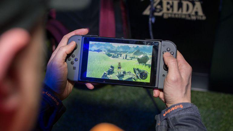 Daleč najbolj igrana igra na konzoli Switch je The Legend of Zelda. Vir: CNET