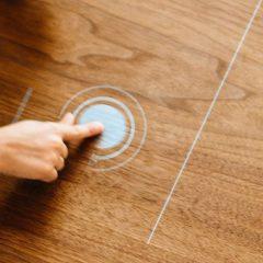 Spremenite mizo ali steno v Android tablico