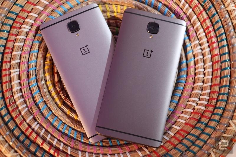 Telefoni OnePlus vsako leto ponujajo odlično alternativo mnogo dražjim konkurentom. Vir: Engadget