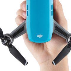 DJI Spark – zmogljiv in priročen kvadkopter v velikosti pametnega telefona
